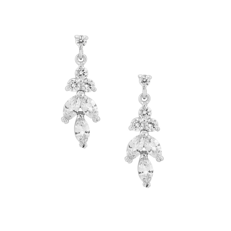 Celeste crystal earrings