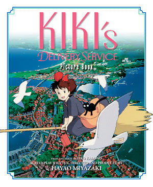 Kiki's Delivery Service Picture Book by Hayao Miyazaki