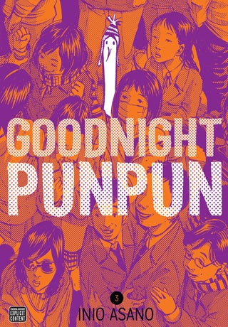 Goodnight Punpun, Vol. 3 by Inio Asano