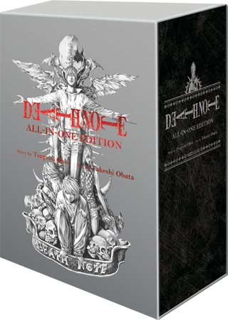 Death Note (All-in-One Edition) by Tsugumi Ohba, Takeshi Obata