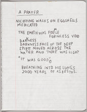 Jean-Michel Basquiat: The Notebooks
