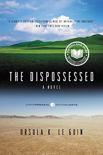 The Dispossessed: A Novel (Hainish Cycle) by Ursula K. Le Guin