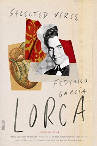 Selected Verse by Federico García Lorca