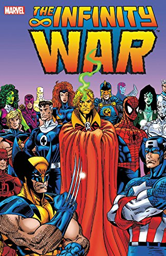The Infinity War by Jim Starlin