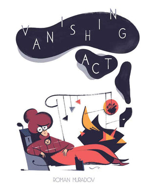 Vanishing Act by Roman Muradov