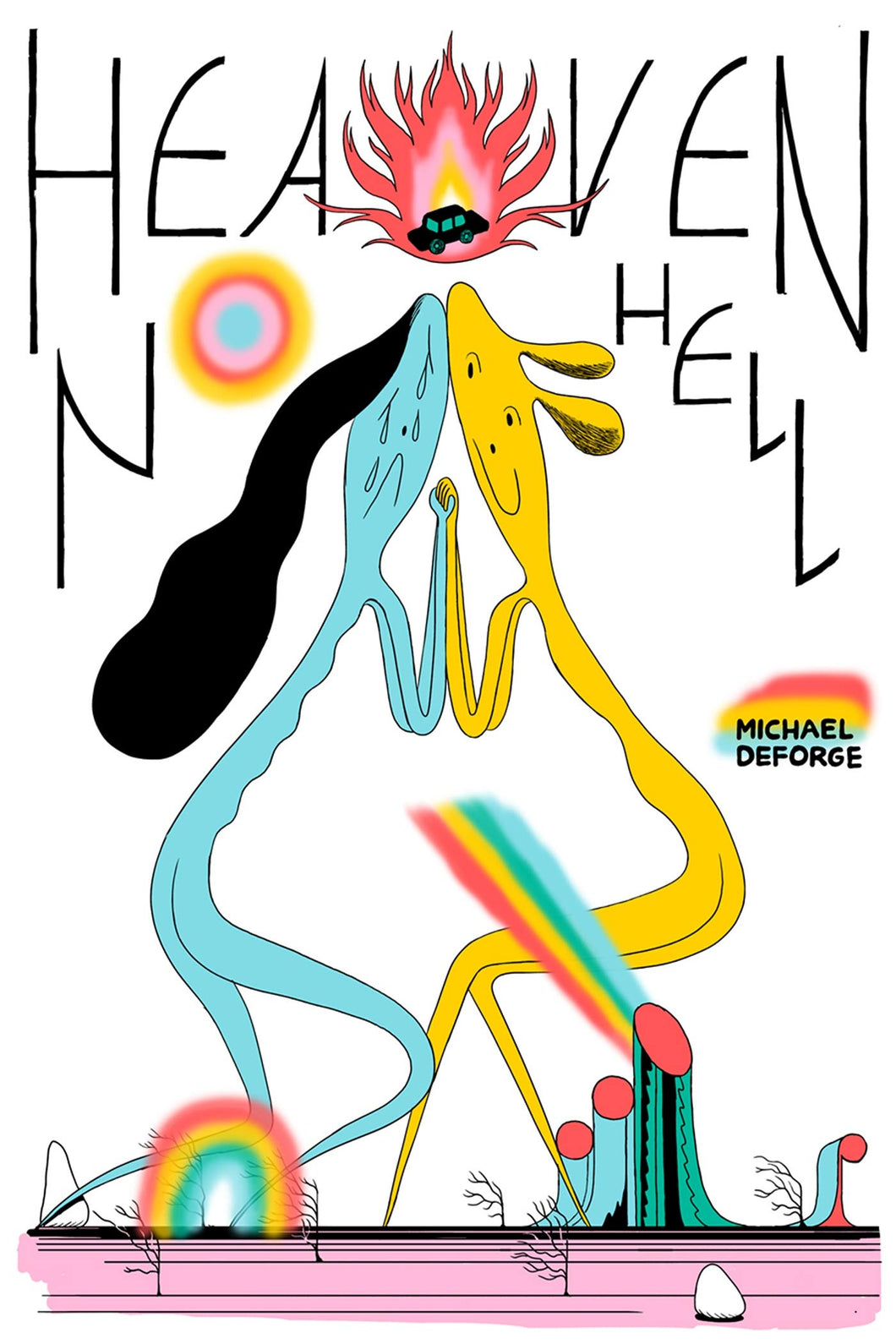 Heaven No Hell by Michael DeForge