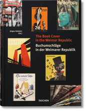 The Book Cover in the Weimar Republic by Jürgen Holstein