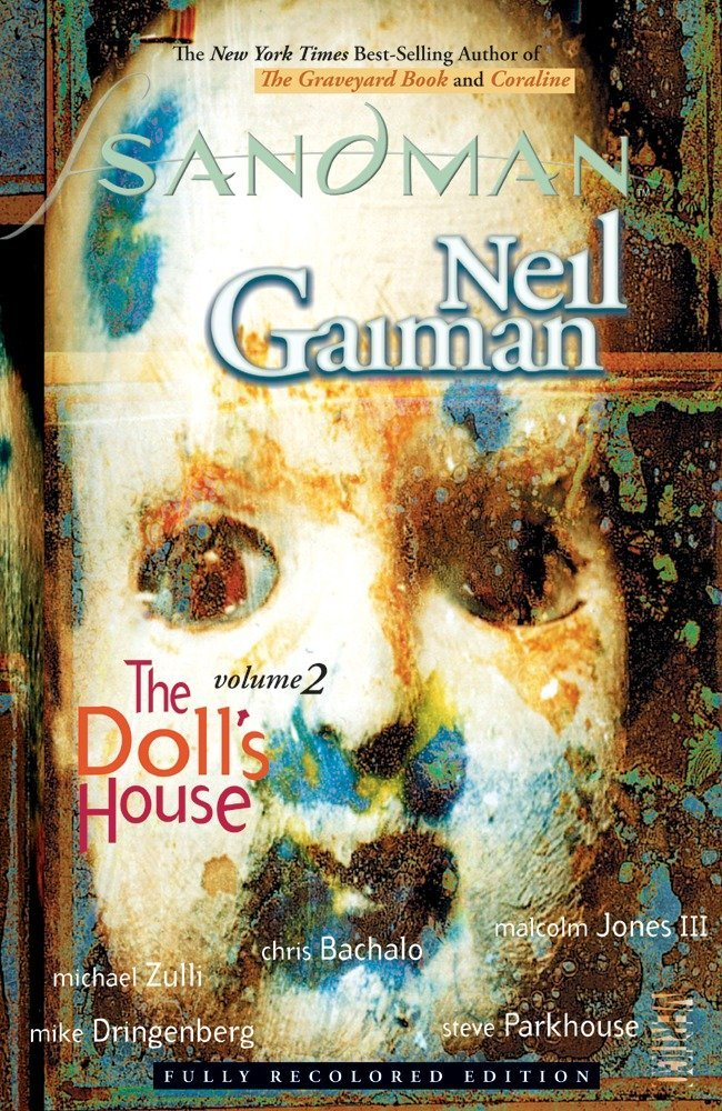 The Sandman, Vol. 2: The Doll's House by Neil Gaiman