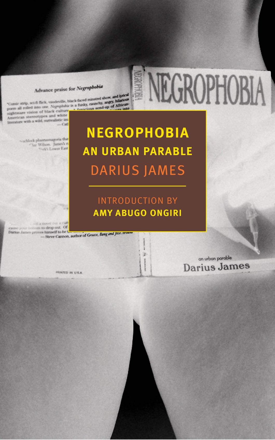 Negrophobia: An Urban Parable by Darius James