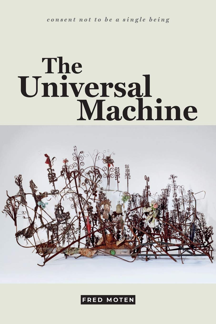 The Universal Machine by Fred Moten