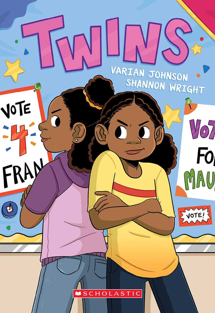 Twins by Varian Johnson, Shannon Wright