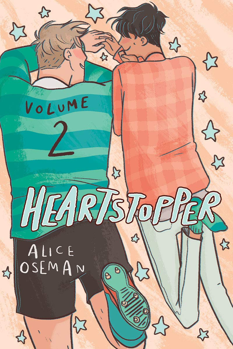 Heartstopper (Volume 2) by Alice Oseman