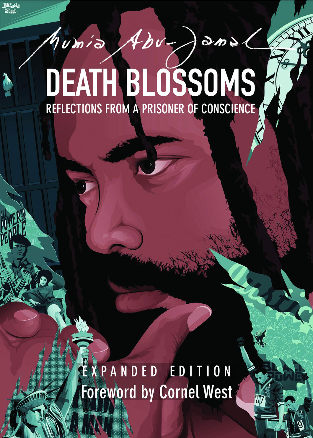 Death Blossoms: Reflections from a Prisoner of Conscience by Mumia Abu-Jamal