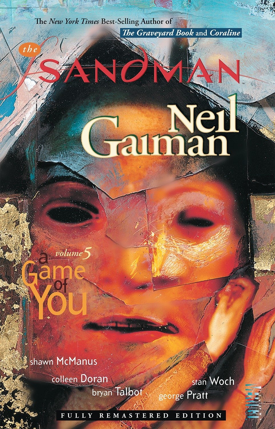 The Sandman, Vol. 5: A Game of You by Neil Gaiman