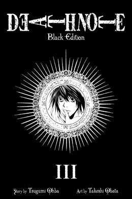 Death Note Black Edition, Vol. 3 by Tsugumi Ohba