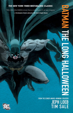Batman: The Long Halloween by Jeph Loeb and Tim Sale