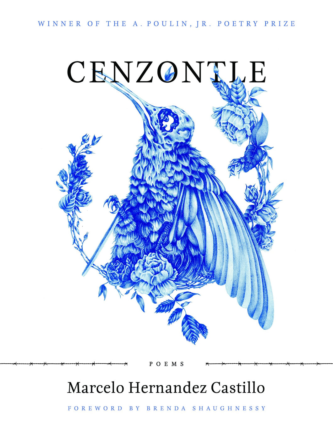 Cenzontle by Marcelo Hernandez Castillo