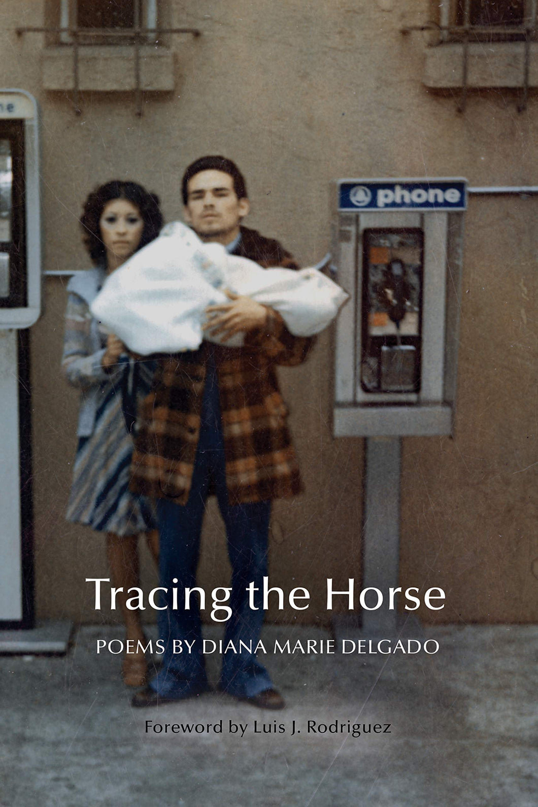 Tracing the Horse by Diana Marie Delgado