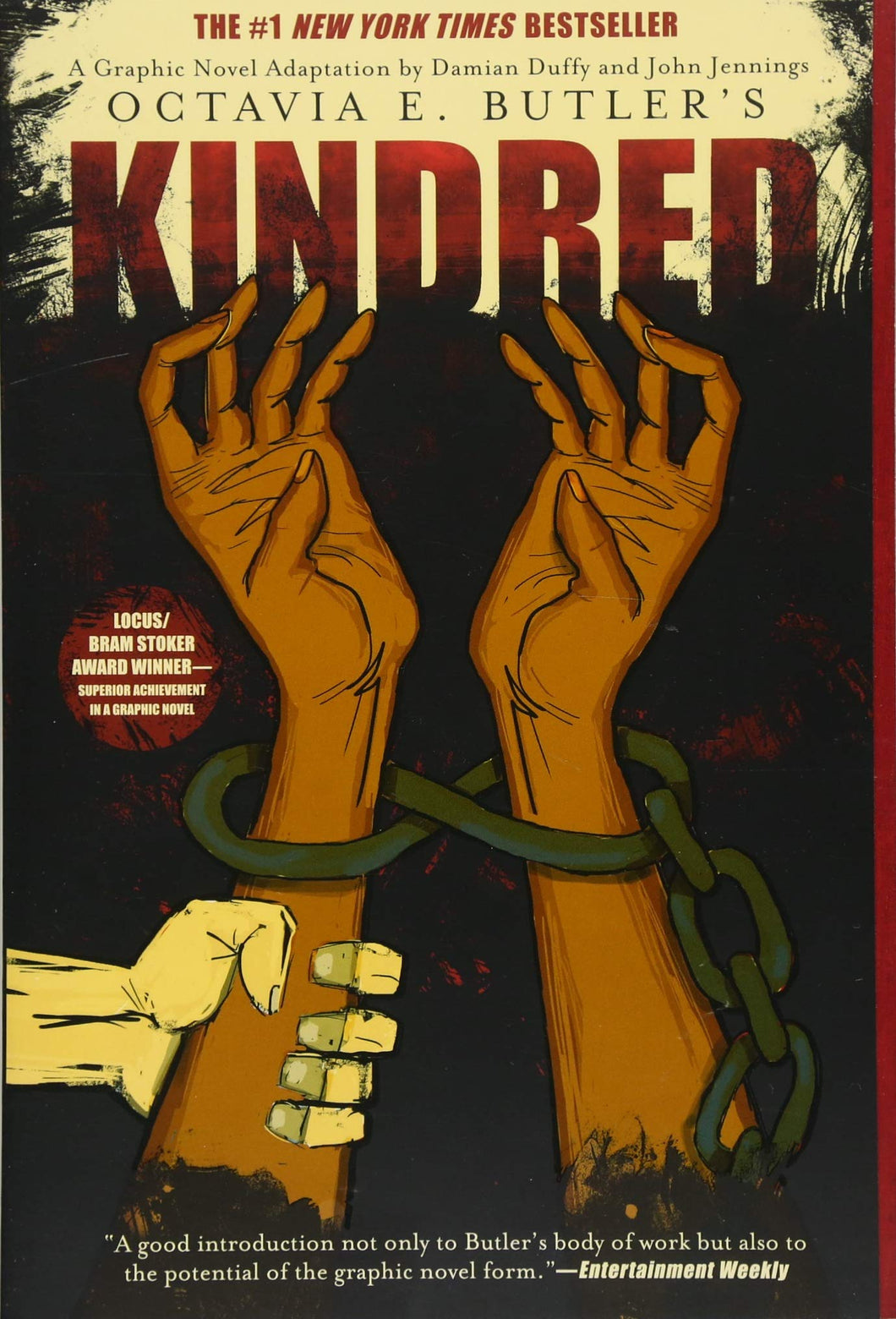 Kindred: A Graphic Novel Adaptation by Octavia Butler, Damian Duffy
