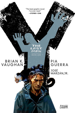 Y: The Last Man (Book One) by Brian K. Vaughan, Pia Guerra