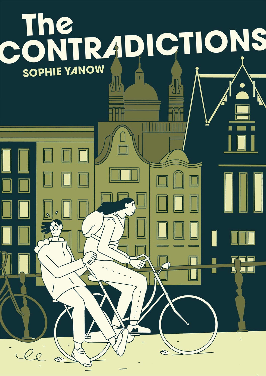 The Contradictions by Sophie Yanow