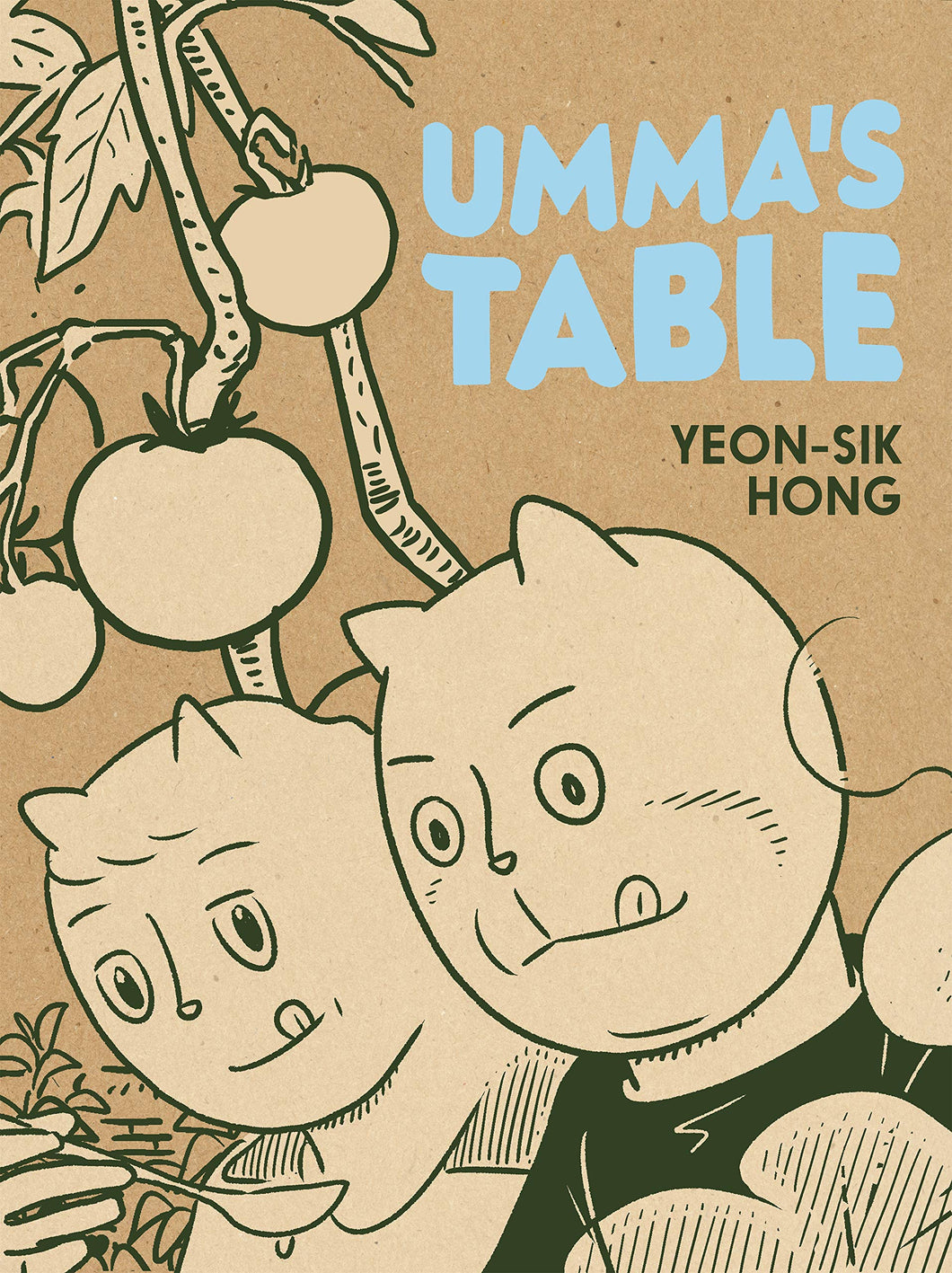 Umma's Table by Yeon-sik Hong