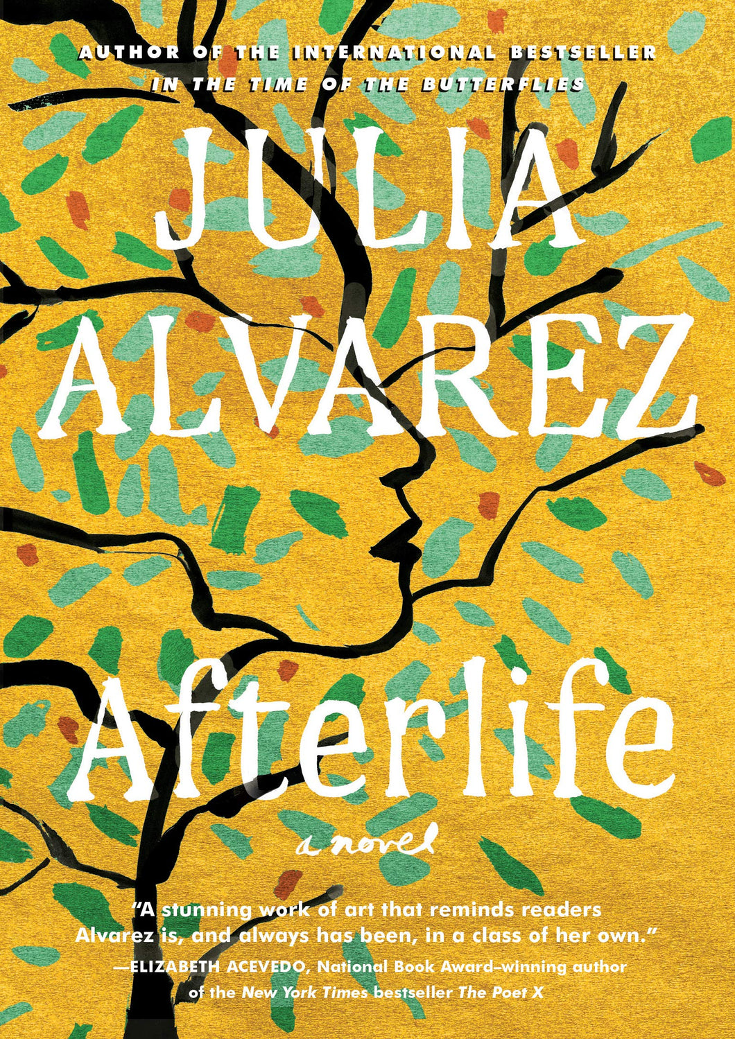 Afterlife by Julia Alvarez