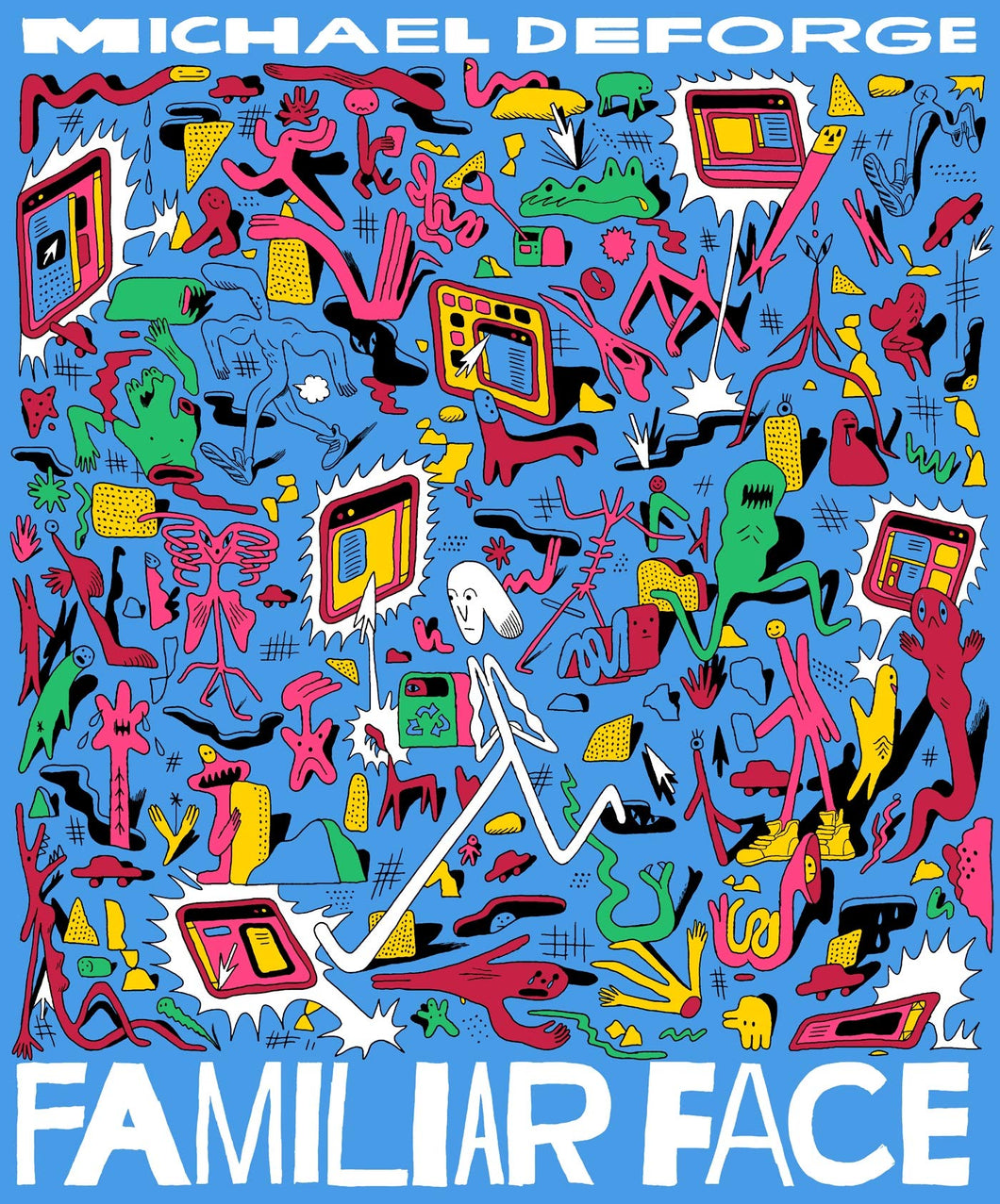 Familiar Face by Michael DeForge