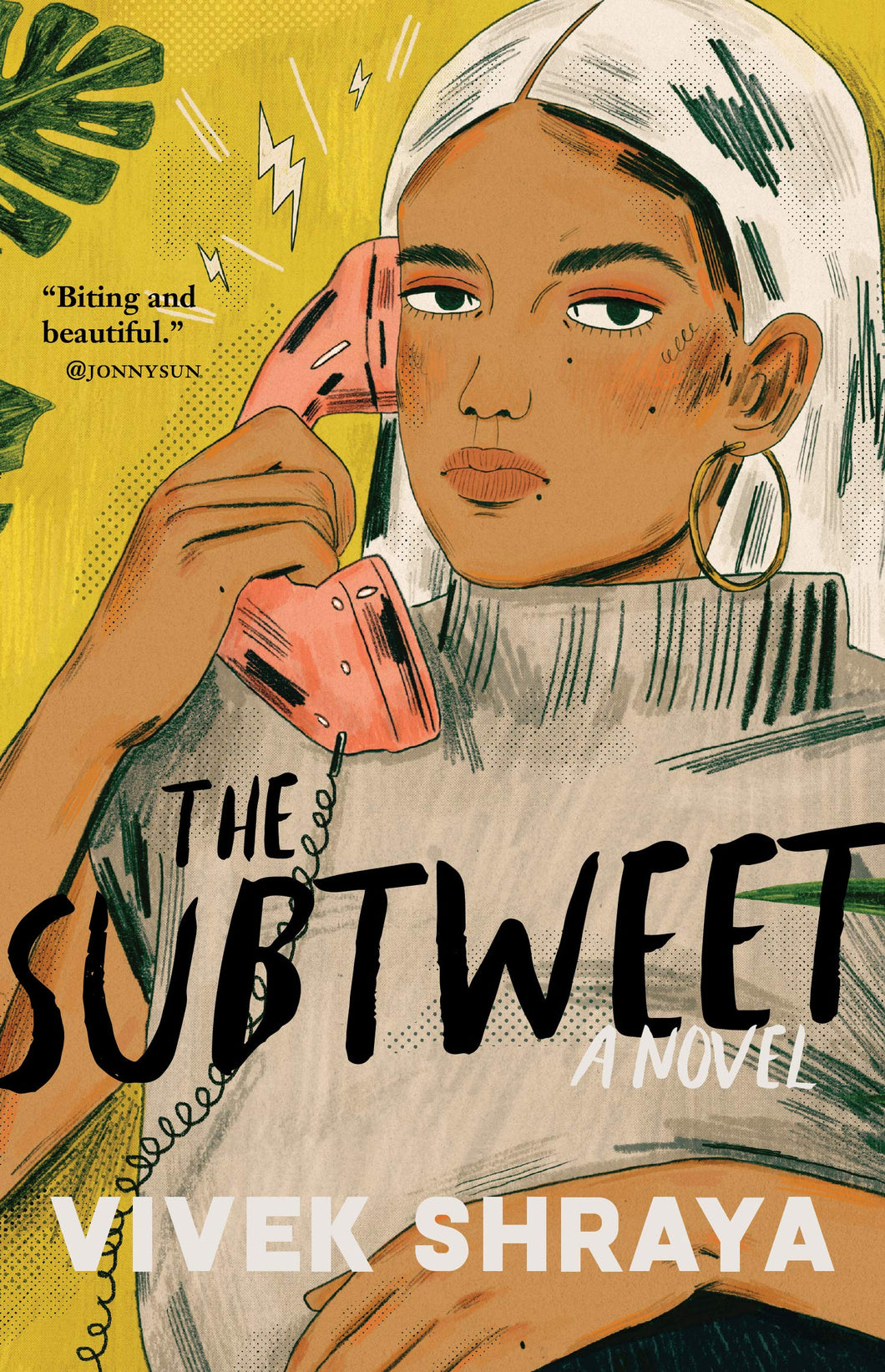 The Subtweet: A Novel by Vivek Shraya
