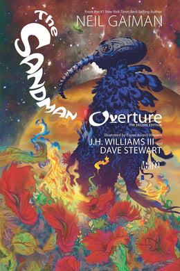 The Sandman: Overture (Deluxe Edition) by Neil Gaiman and J.H. Williams III