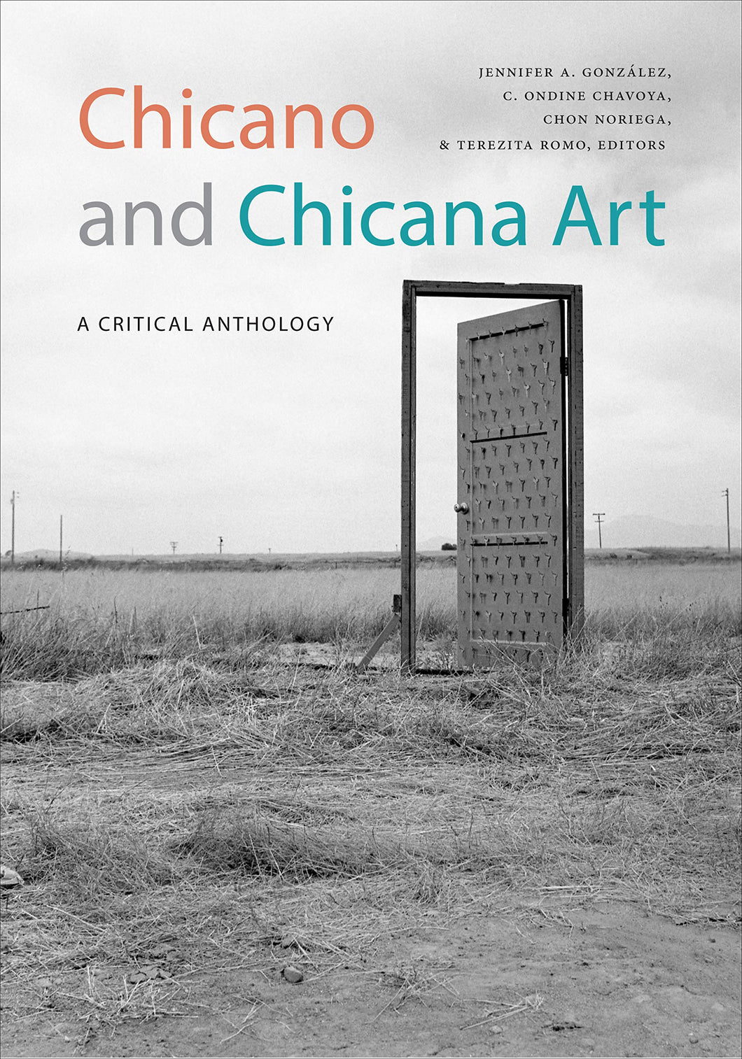 Chicano and Chicana Art: A Critical Anthology by Jennifer A. González, C. Ondine Chavoya, Chon Noriega, Terezita Romo