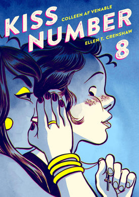 Kiss Number 8 by Colleen AF Venable, Ellen T. Crenshaw