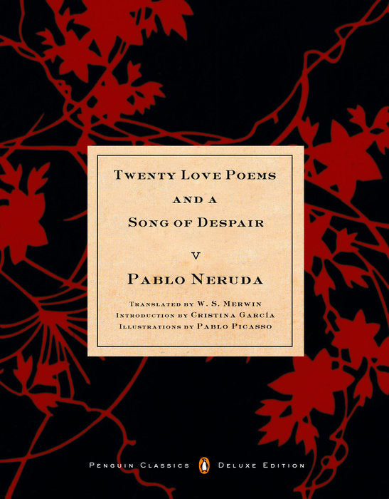 Twenty Love Poems and a Song of Despair by Pablo Neruda