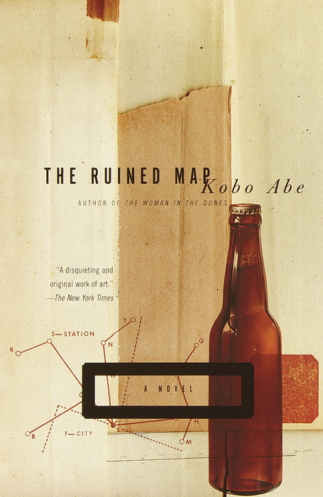 The Ruined Map by Kobo Abe