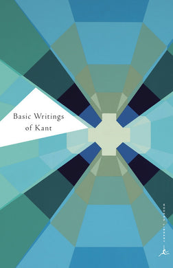 Basic Writings of Kant