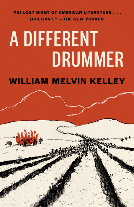 A Different Drummer by William Melvin Kelley