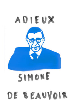 Adieux: A Farewell to Sartre by Simone de Beauvoir