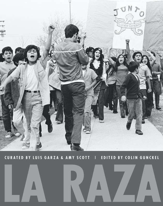 La Raza by Colin Gunckel with Luis C. Garza and Amy Scott