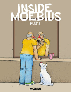 Moebius Library: Inside Moebius Part 2