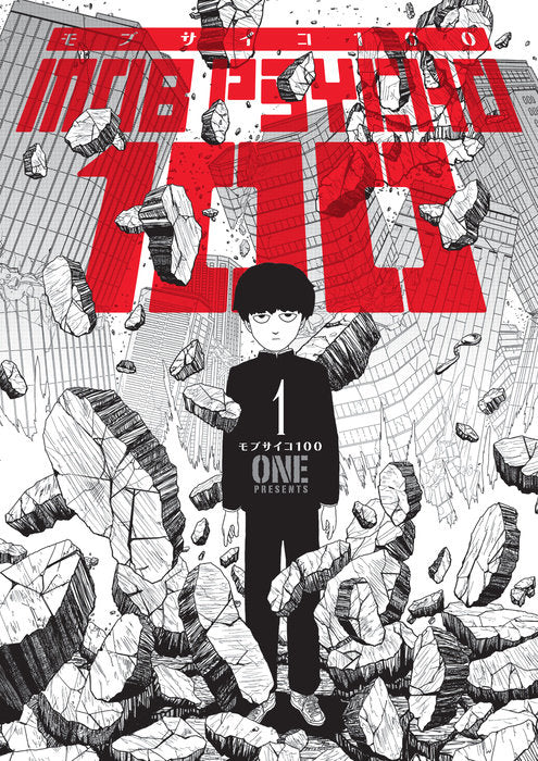 Mob Psycho 100, Volume 1 by One
