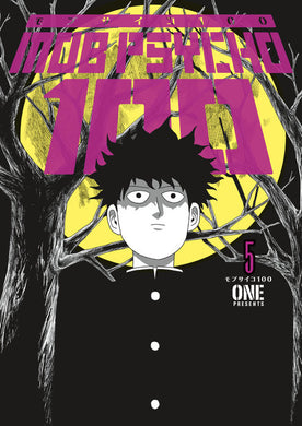 Mob Psycho 100 Volume 5 by One