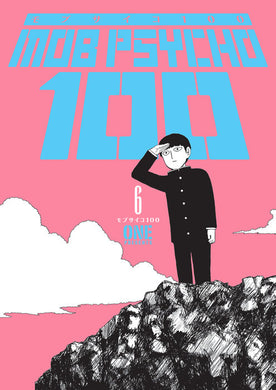 Mob Psycho 100 Volume 6 by One