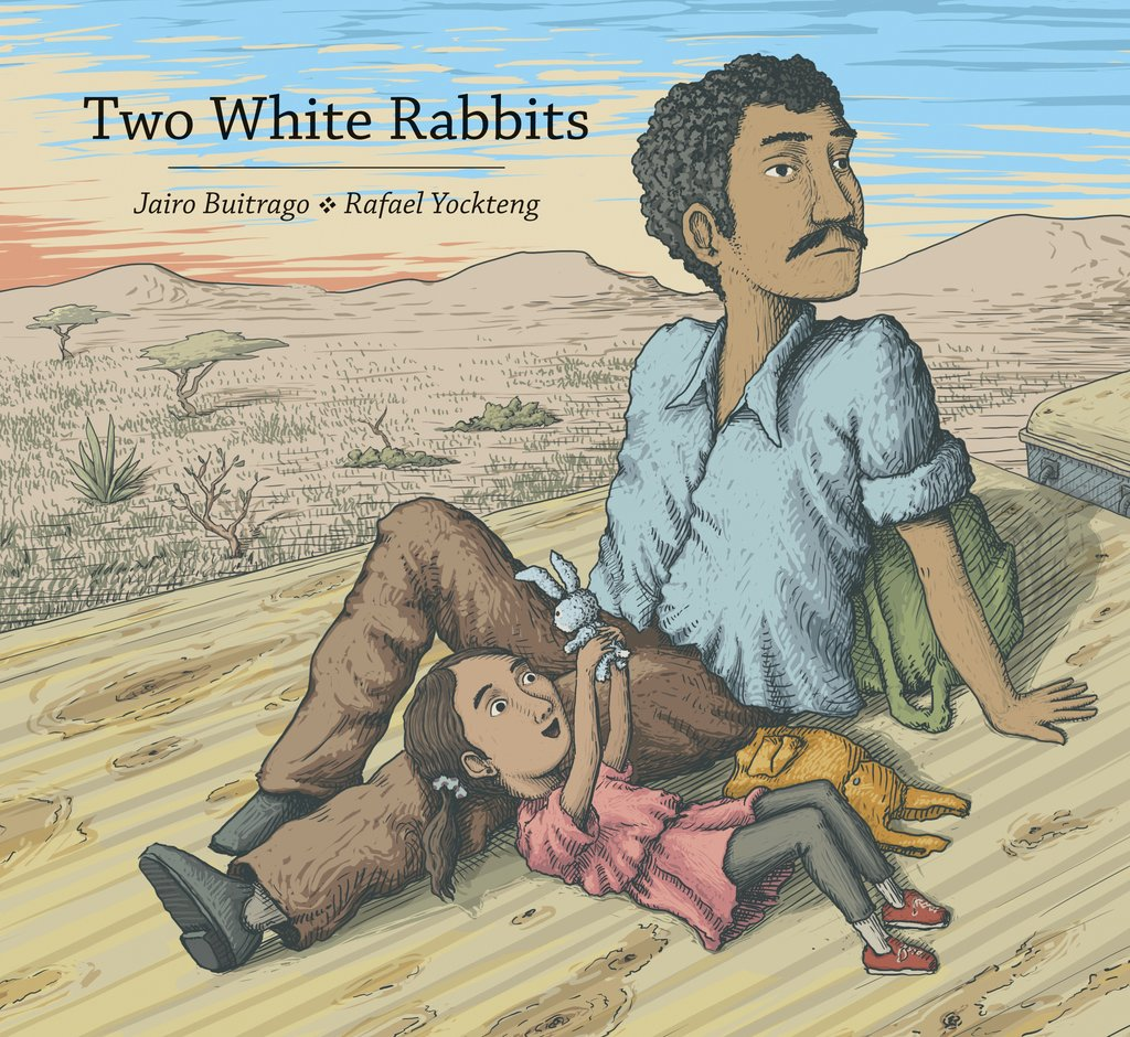 Two White Rabbits Written by Jairo Buitrago and Rafael Yockteng