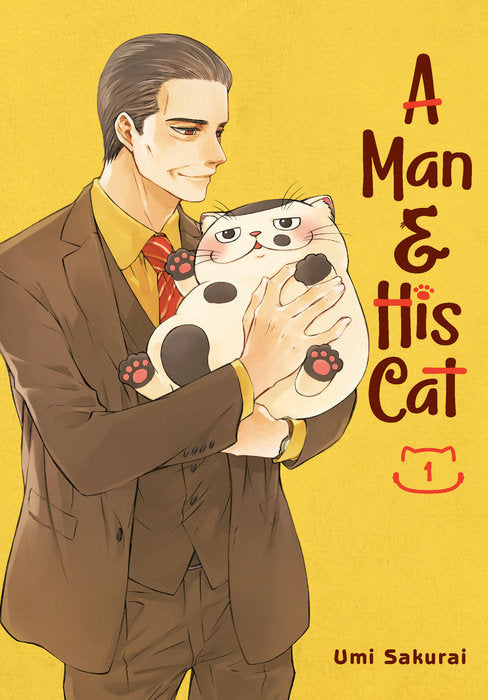 A Man and His Cat 01 by Umi Sakurai