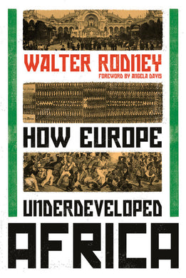 How Europe Underdeveloped Africa by Walter Rodney