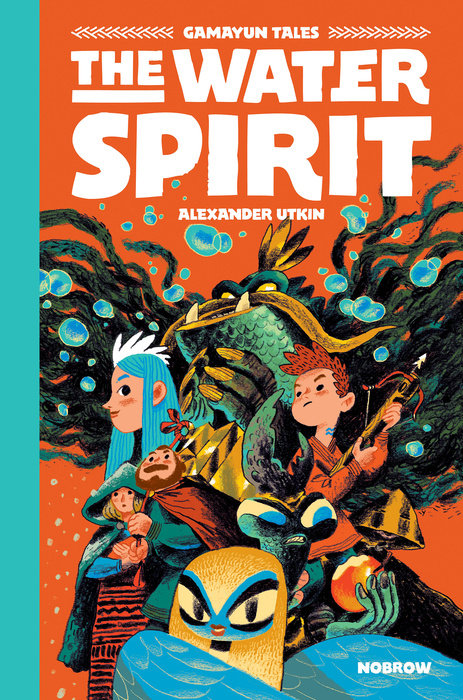 The Water Spirit (Gamayun Tales Vol. 2) By Alexander Utkin
