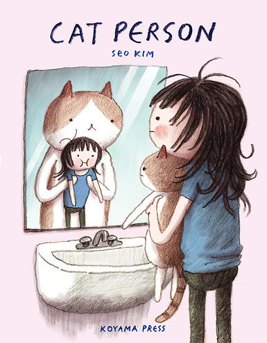 Cat Person by Seo Kim