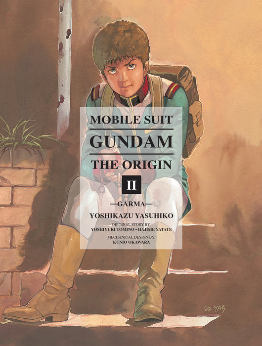 Mobile Suit Gundam The Origin, Volume 2: Garma by Yoshikazu Yasuhiko