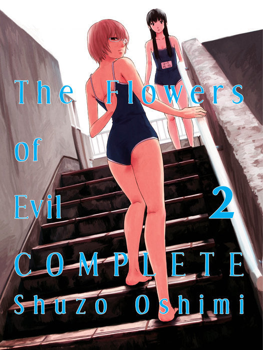 The Flowers of Evil – Complete, 2 By Shuzo Oshimi