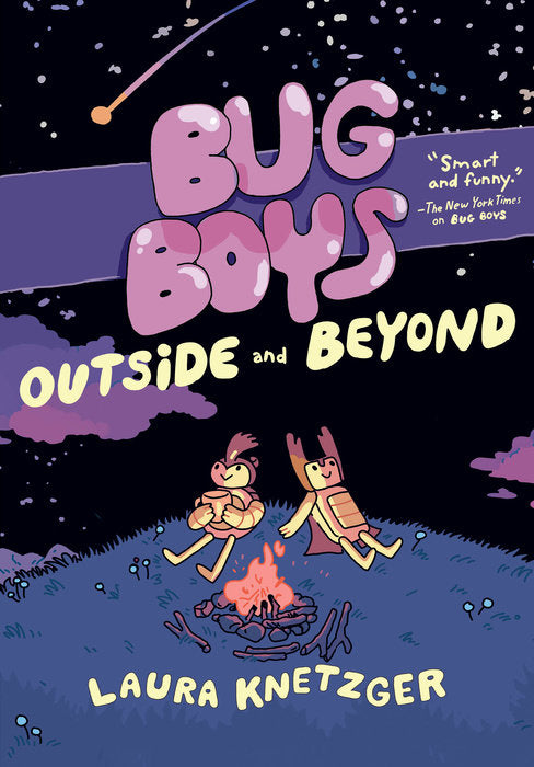 Bug Boys: Outside and Beyond by Laura Knetzger
